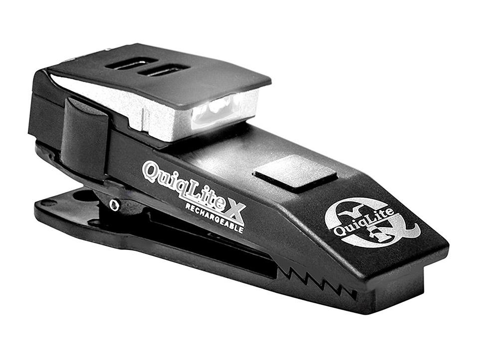QuiqLiteX Hands-Free Flashlight