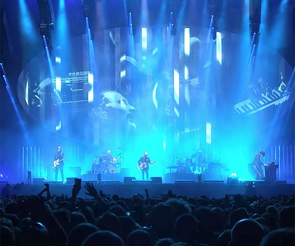 Radiohead: Paranoid Android (Live)