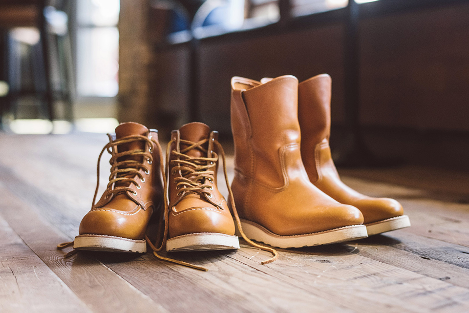 6ada5f68f78ac Red Wing Heritage's Limited Edition Boots Are Straight Out of the 1950's