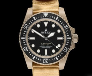 Desert Issue 1 Rolex Milsub