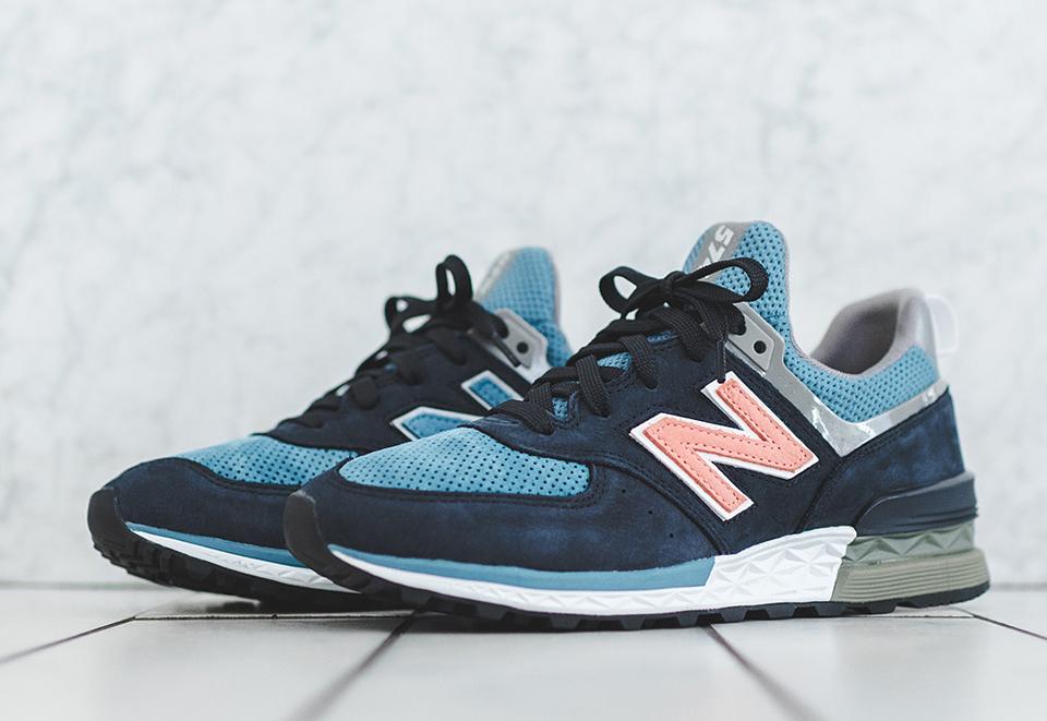 nb 574 blue