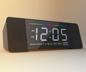 Sandman Doppler Alarm Clock