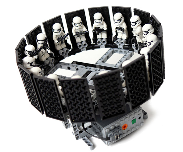 LEGO Zoetrope