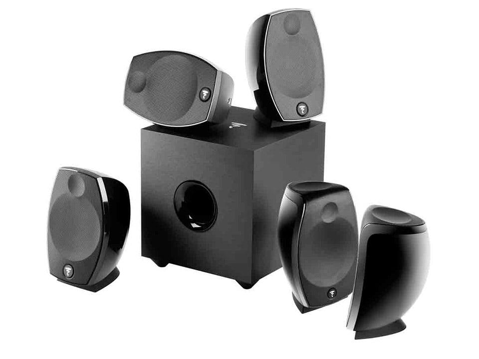Focal Sib Evo Atmos 5.1.2 Speakers