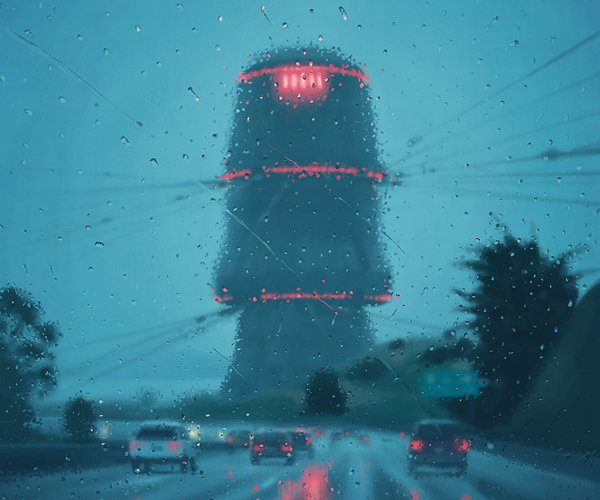 Simon Stålenhag: The Electric State