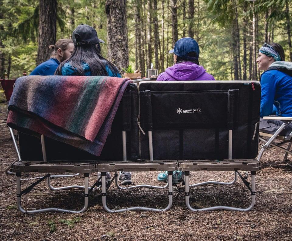 Snow Peak Campfield Futon
