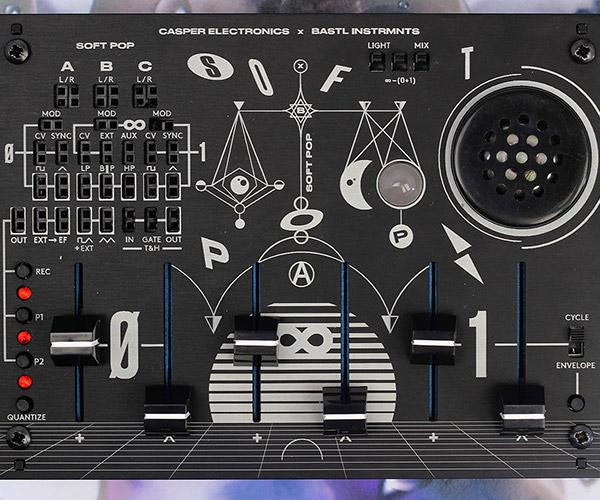 softPop Analog Noise Creature