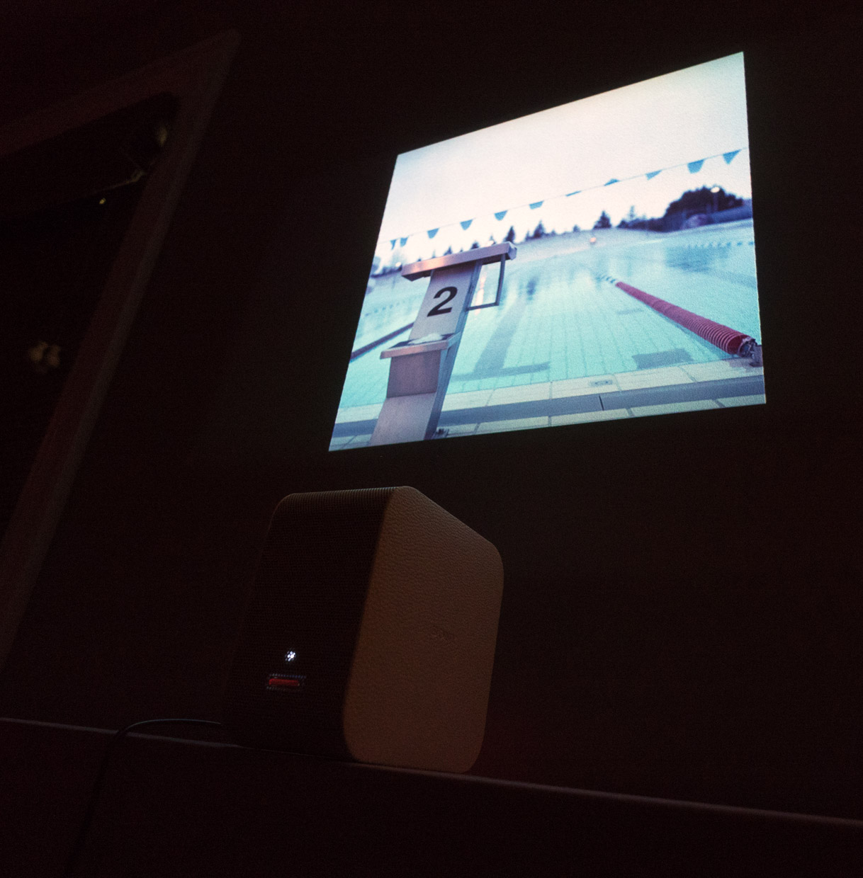 Hands-on: Sony LSPX-P1 Projector