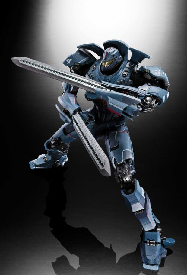 Die-cast Gipsy Danger Action Figure