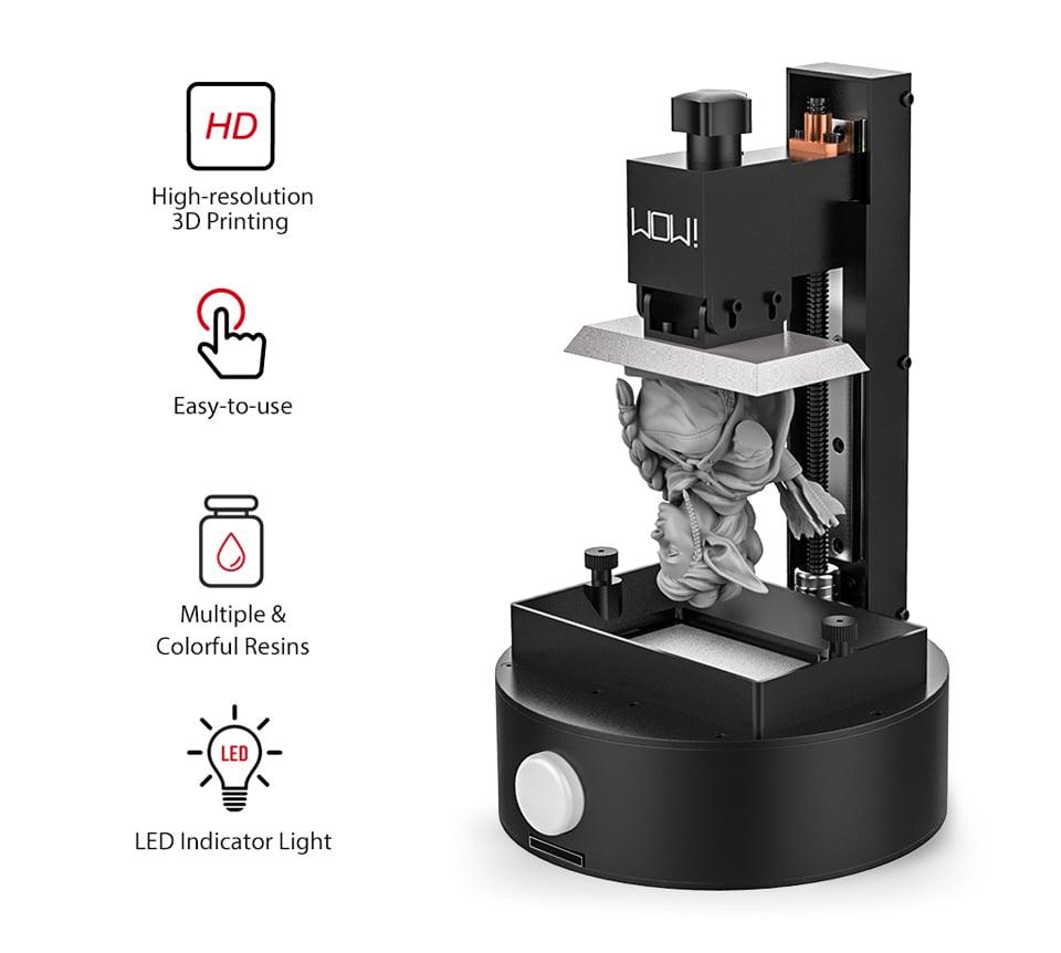 SparkMaker SLA 3D Printer