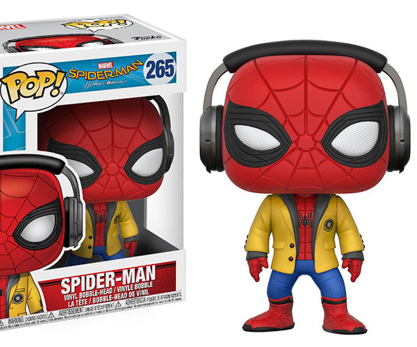 Funko x Spider-Man Homecoming