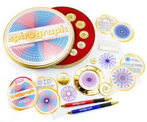 Die-Cast Spirograph Set
