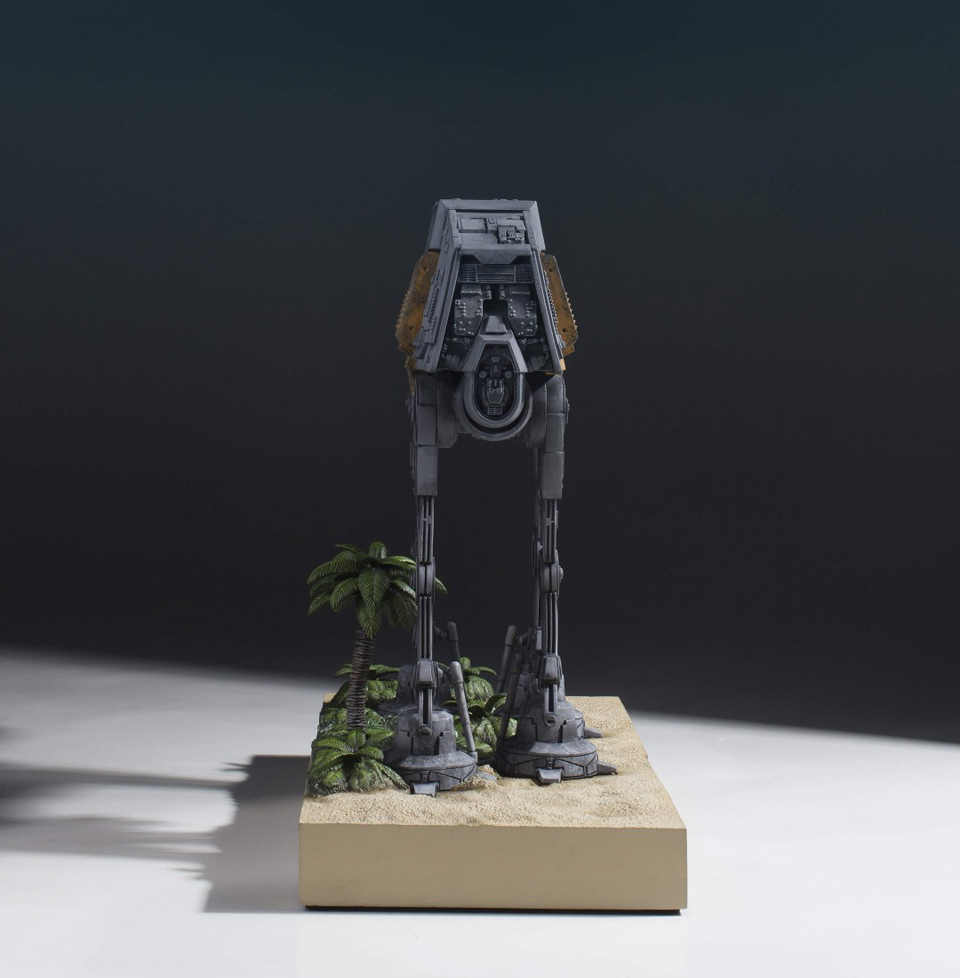Star Wars AT-ACT Walker Bookends