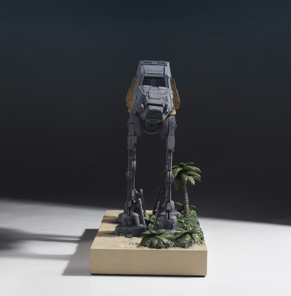 Star Wars At Act Walker Bookends