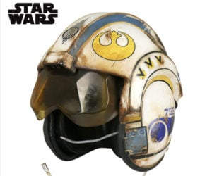 Star Wars Rey's Rebel Helmet Replica