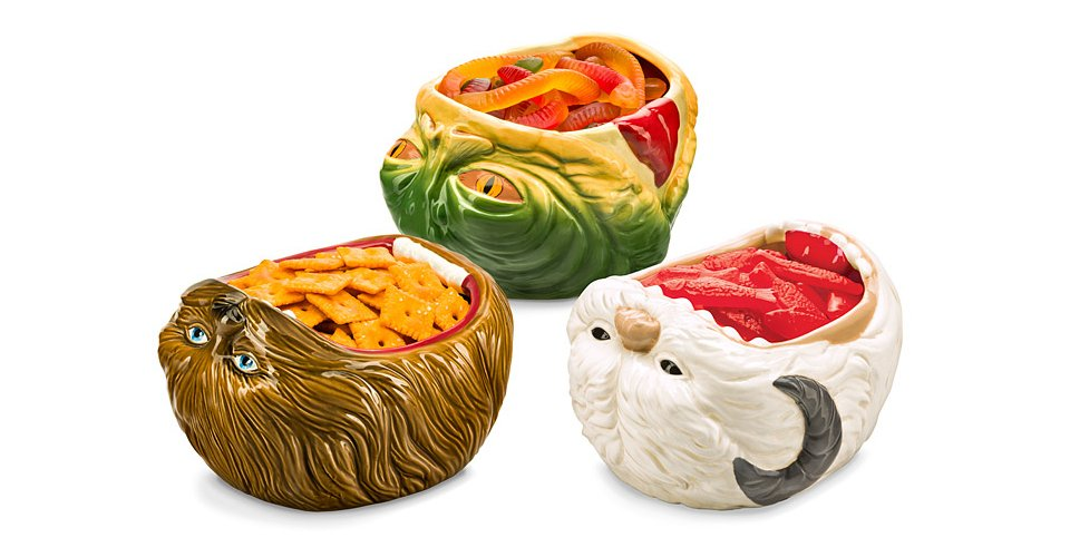 Star Wars Snack Bowls
