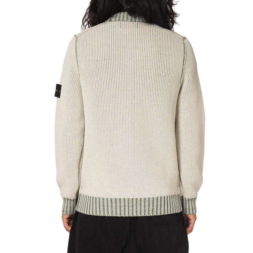 Stone Island Ice Knit Crewneck Sweater