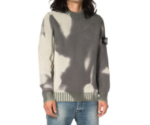 Stone Island Ice Knit Crewneck Sweater