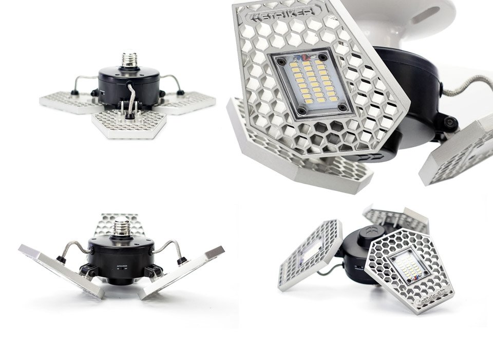 Win: Striker TRiLIGHT Ceiling Light