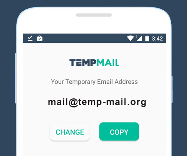 Temp Mail Disposable Email