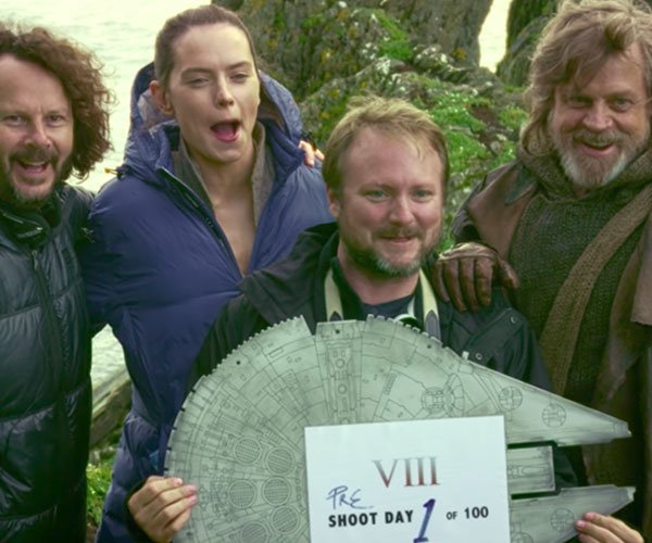 The Last Jedi: Behind the Scenes