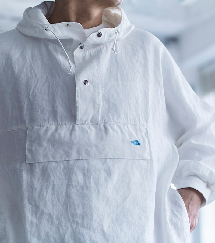 The North Face x Nanamica Wind Anorak