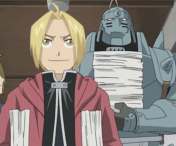 The Philosophy of Fullmetal Alchemist