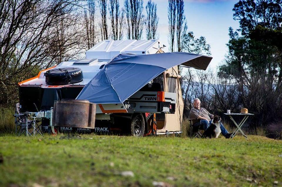Tvan Mk5 Camper Trailer
