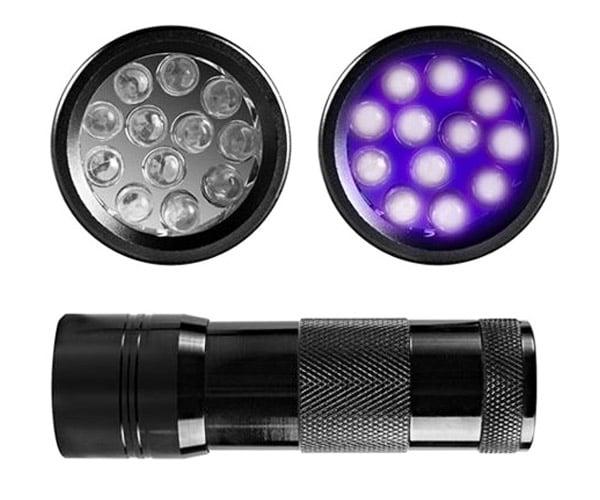 Deal: Black Light Flashlight