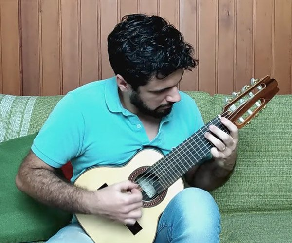Video Game Fingerstyle Guitar