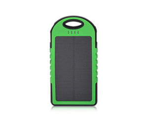 Deal: Waterproof Solar Charger
