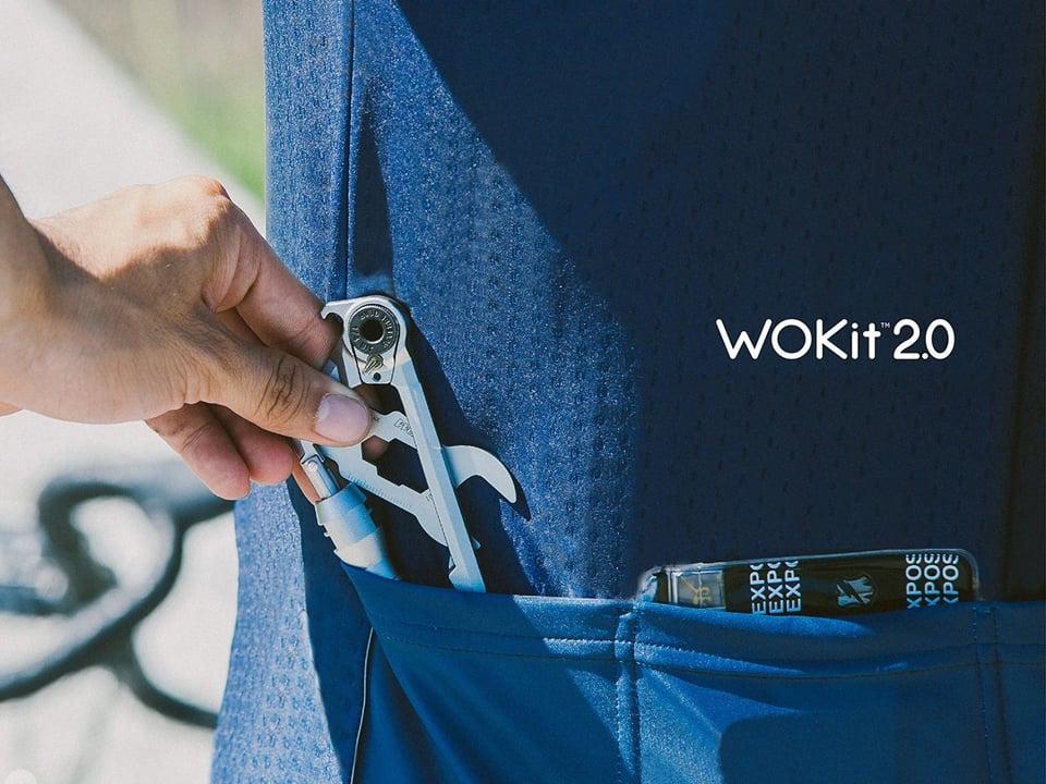 WOkit 2.0 Carabiner Multi-tool