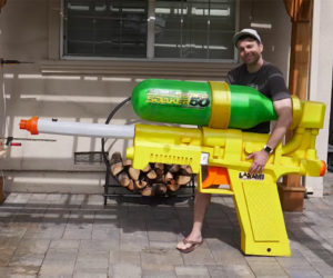 World's Largest Super Soaker