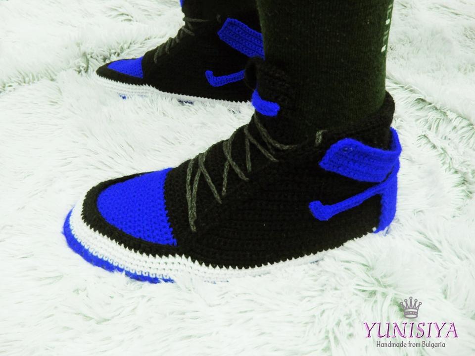 Yunisia Sneaker Slippers