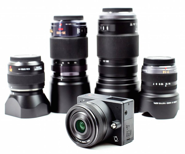 Z E1 Micro Four-Thirds Camera