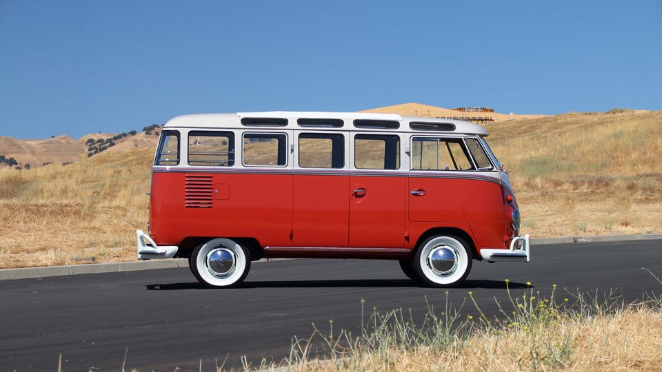 1959 Volkswagen 23-Window Bus