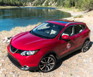 Our Awesome Nissan Rogue Trip