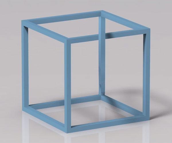 3D Escher Cube