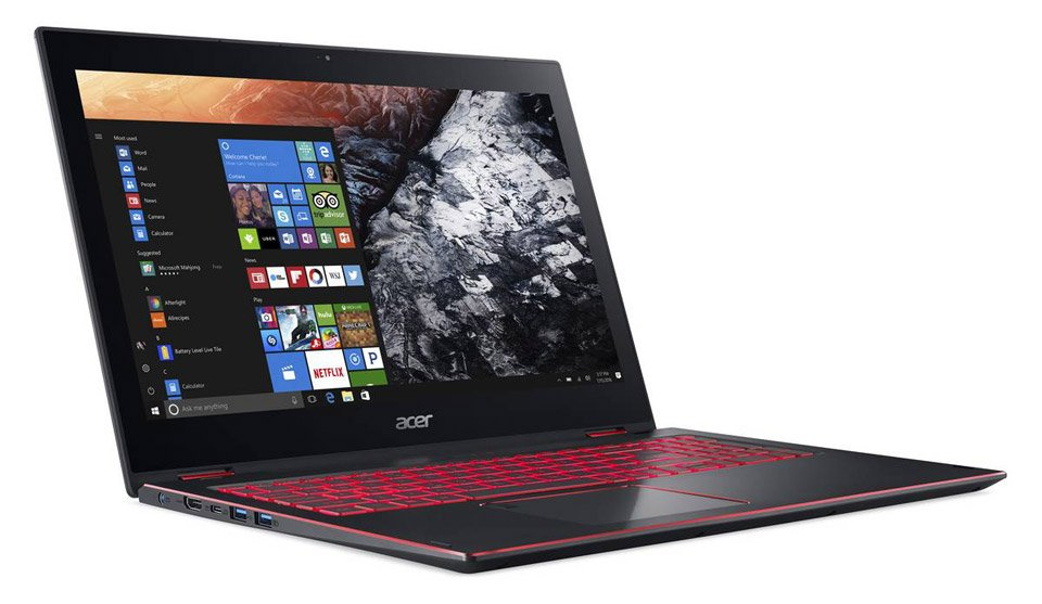 Acer Nitro 5 Spin 2-in-1 Gaming Laptop