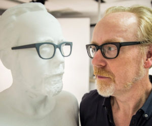 Adam Savage's Foam Doppelganger