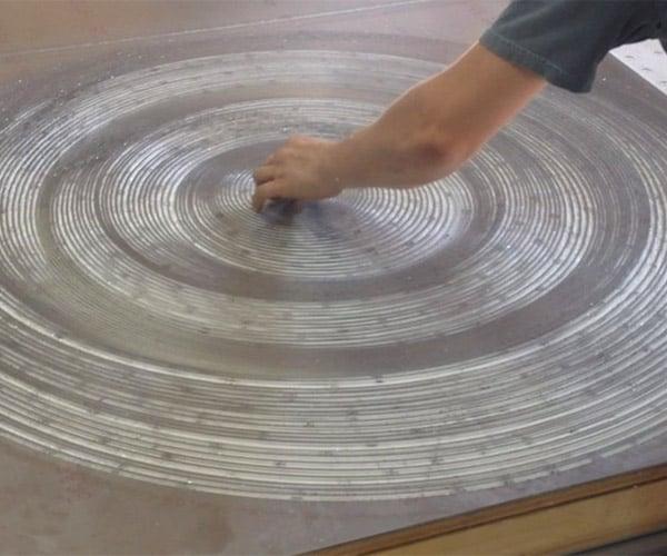 Aluminum Spiral Plaything