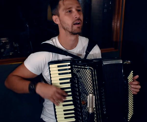 Billie Jean: Accordion Cover
