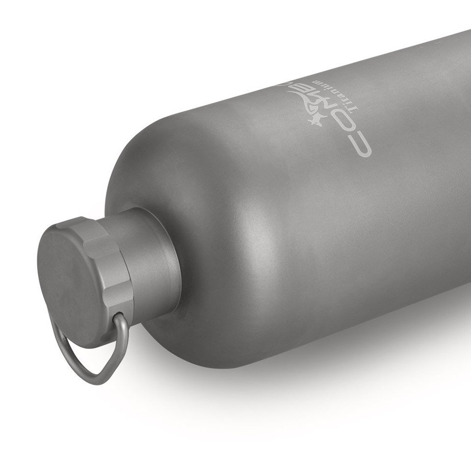 Combo Titanium Water Bottle