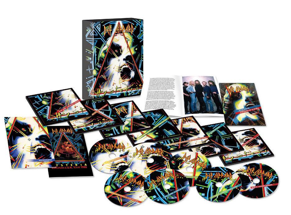 Def Leppard: Hysteria 30th Anniv. Ed.