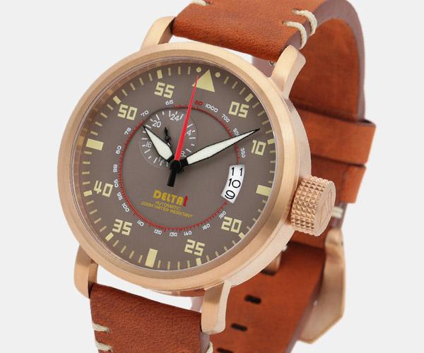 DELTAt SoRa Automatic Watches
