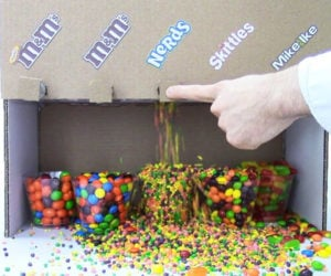 DIY Candy Vending Machine