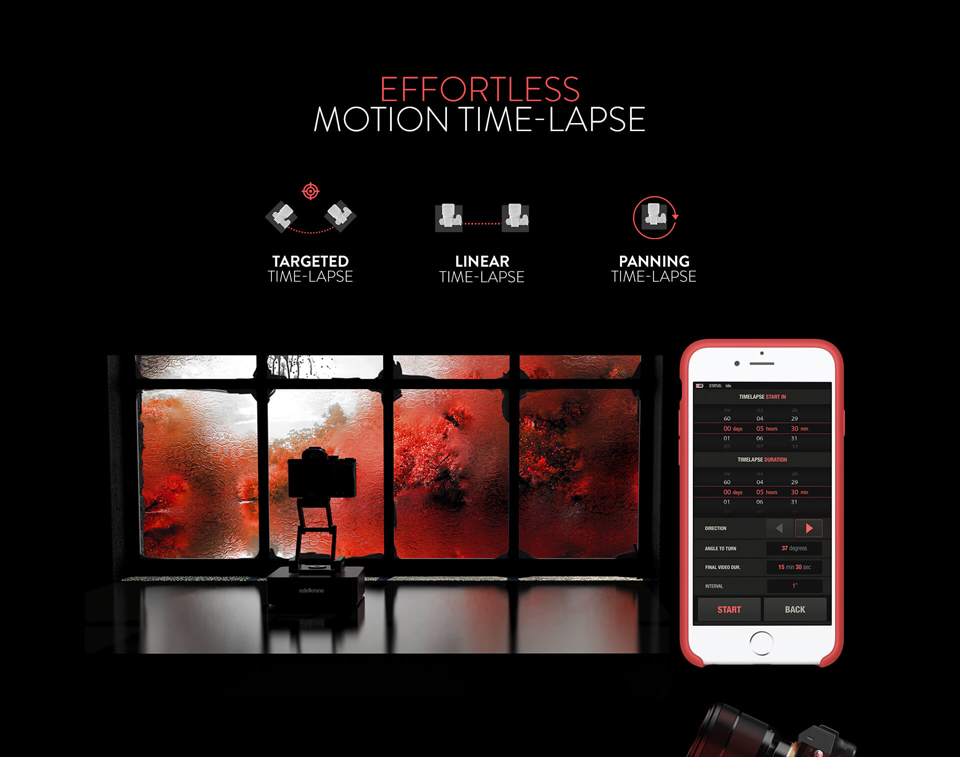 SurfaceONE Camera Motion Control