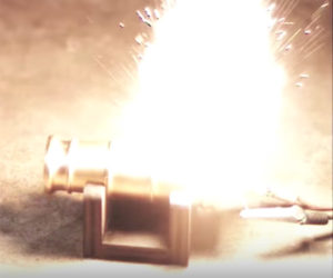 Crazy Powerful Mini Cannon