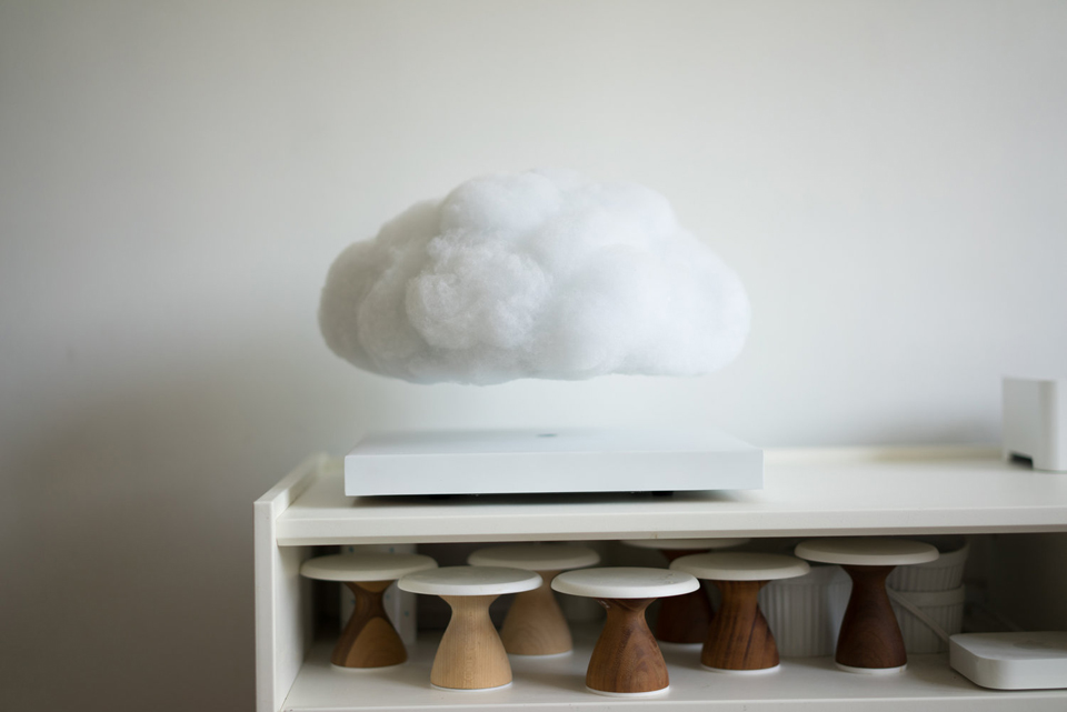 Floating Cloud 2.0 RGB LED Lamp