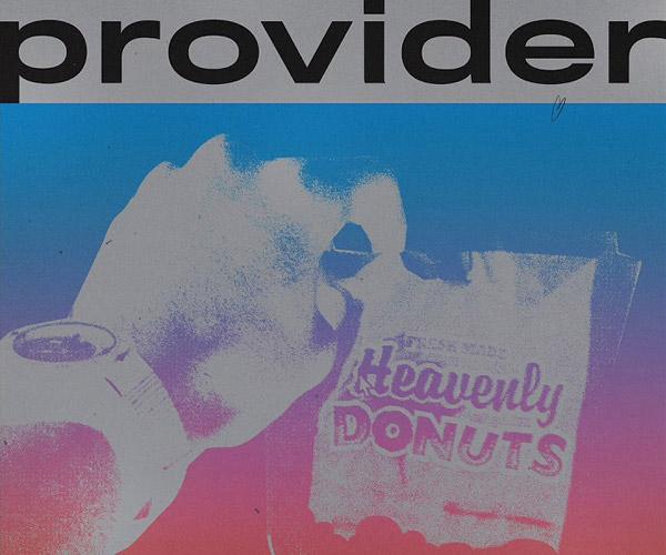 Frank Ocean: Provider